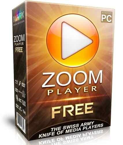 Zoom Player 12.50 Beta 1 Free - ������ ���������� ��� Windows