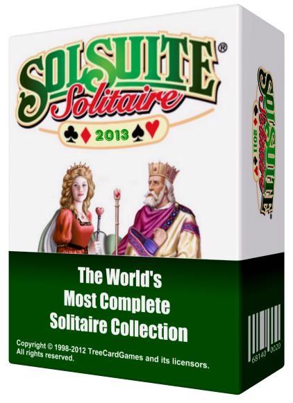 SolSuite 16.7 - лучший в мире сборник карточных игр