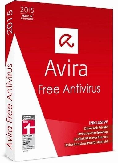Avira Free Antivirus 15.0.18.354 - правильный антивирус