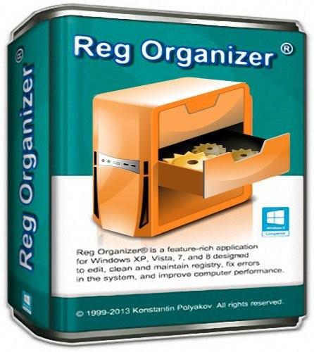 Reg Organizer 7.40 - удобная работа с реестром