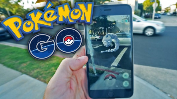 Pokemon GO ���������� ����� 100 ���. ���