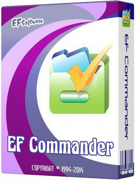 EF Commander 11.60 - альтернатива Total Commander