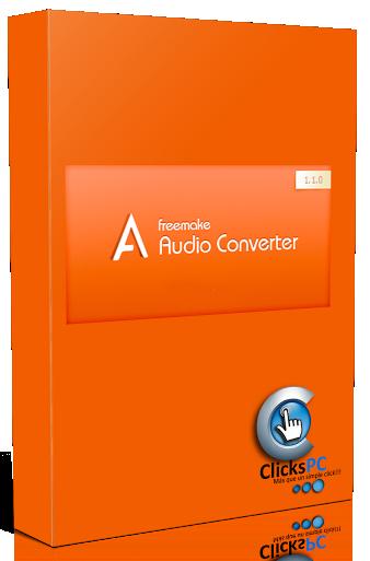 Freemake Audio Converter 1.1.8.5 - аудио конвертер