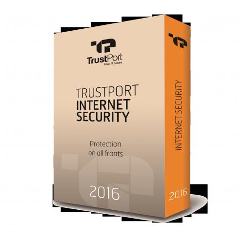 TrustPort Internet Security 16.0.2.5698 - �������� ��������� ��� Windows