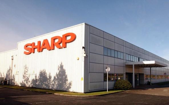 Дисплеи Sharp превзошли порог в 1000 пикселей на дюйм.