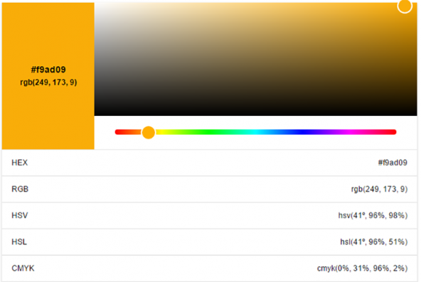 Google научился конвертировать цвета