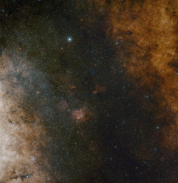 В центре Млечного Пути остатки первых звезд.