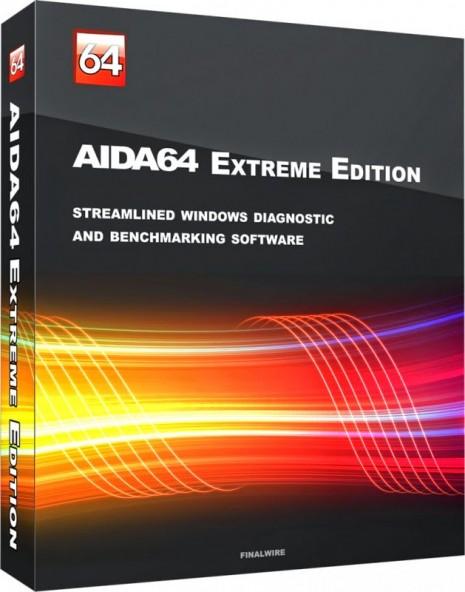 AIDA64 5.80.4000 - вся информация о составе ПК