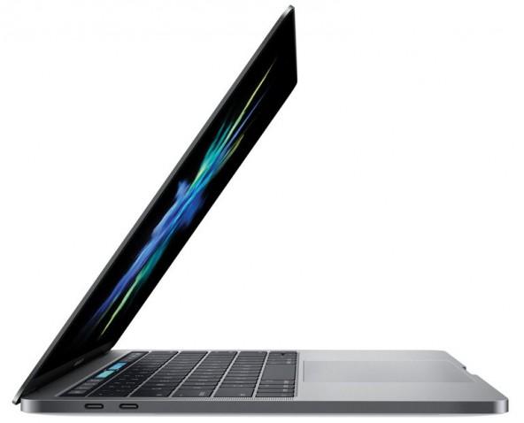 """Не все Thunderbolt в 13"""" MacBook Pro одинаково полезны."""