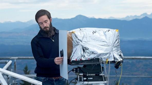 Новый рекорд скорости передачи данных с помощью лазера