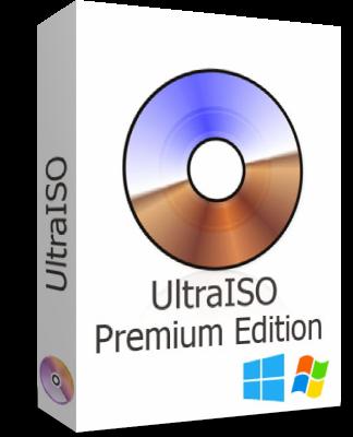 UltraISO 9.6.6.3300 - работа с ISO образами