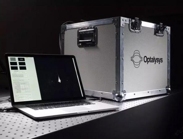Первый в мире оптический сопроцессор GENESYS