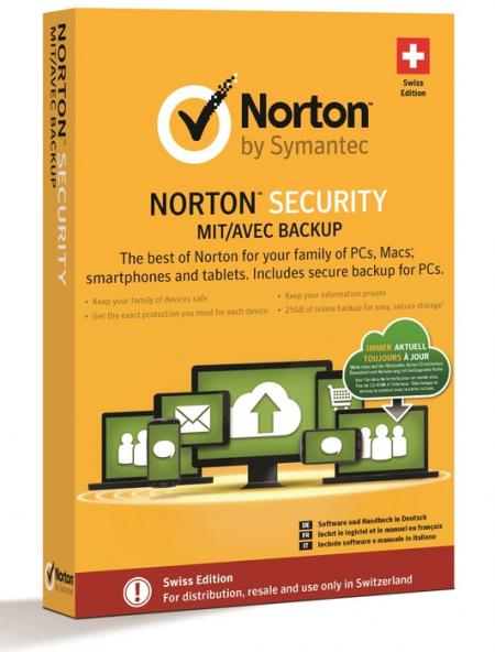Norton Security 22.8.1.14 - новый антивирусный пакет