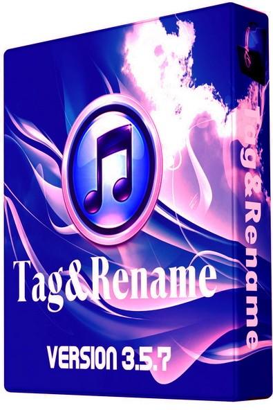 TagRename 3.9.10 - редактор метаданных