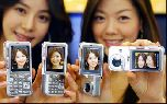 LG Dica - камера с телефоном