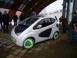 Fiat Phylla - реальный автомобиль на солнечной энергии