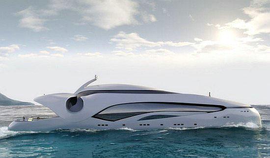 Oculus, Яхта
