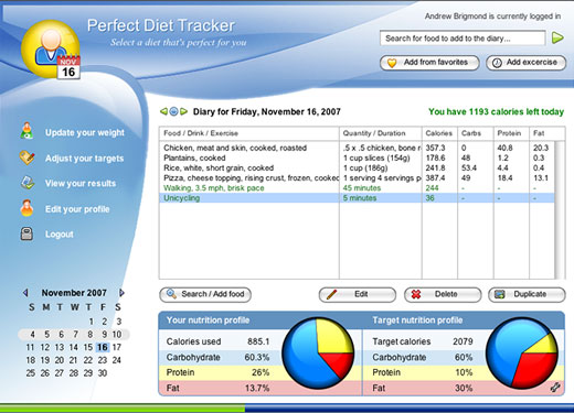 Perfect Diet Tracker 2.3.4