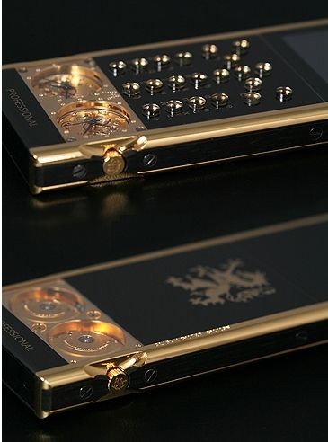 Mobiado, Professional 105GMT Gold