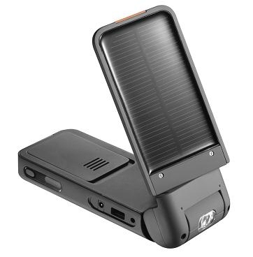 Energizer, Rechargeable Solar Charger