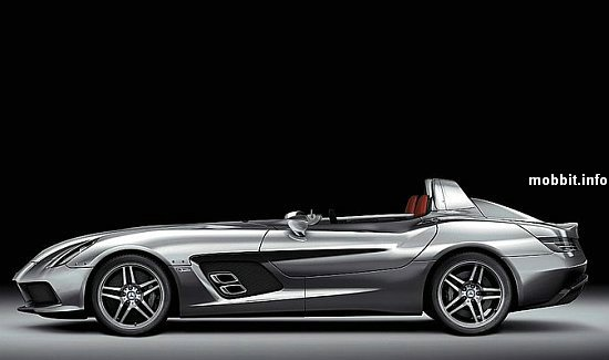 Mercedes-Benz, SLR Stirling Moss