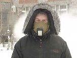 Изобретена маска, защищающая от мороза