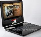 HP Voodoo Firefly - концепт-ноутбук для геймеров