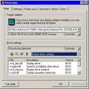 RivaTuner v.2.22 - настройщик видеокарт