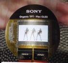 Sony показала гибкие органические дисплеи