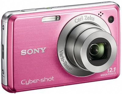 Sony, Cyber-shot, DSC-W220