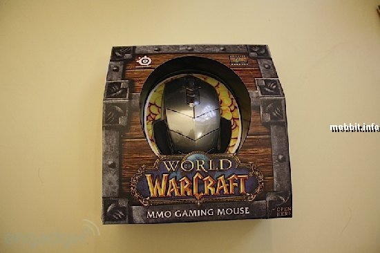 SteelSeries, World of Warcraft