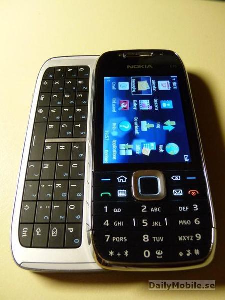 Nokia, E75
