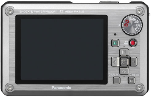 Panasonic, LUMIX, DMC-TS1