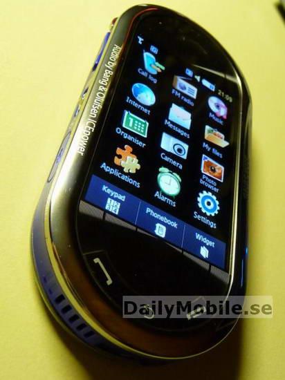 Samsung, M7600