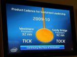 Intel представила 32-нанометровые процессоры Westmere
