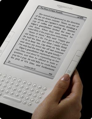 Amazon, Kindle 2