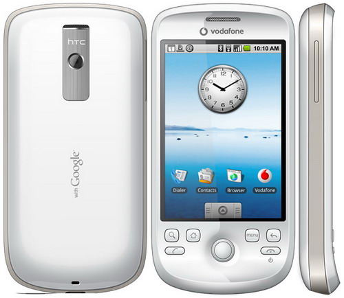 Android-телефон HTC Magic официально