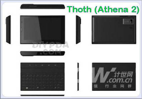 HTC Thoth