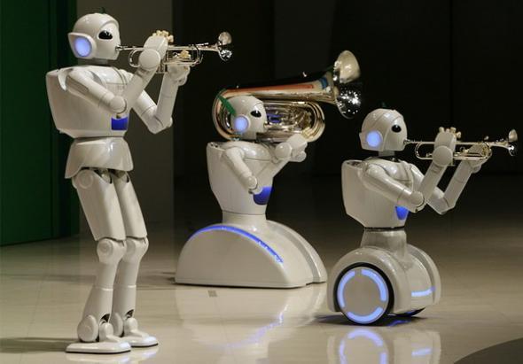 Робот, Подборка
