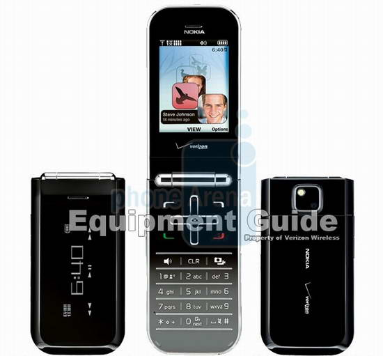 Nokia, Intrigue 7205