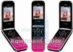 Интригующая раскладушка Nokia Intrigue 7205