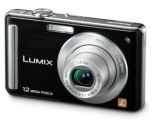 Функциональный компакт Panasonic LUMIX DMC-FS25
