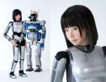 Японцы создали робота-манекенщицу