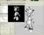 K-3D v.0.7.11.0 - бесплатный 3D редактор