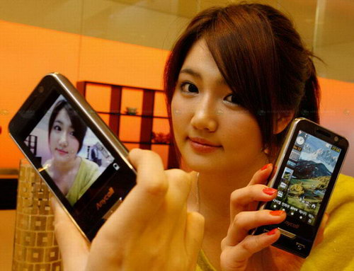 Samsung SCH-W740 - новый камерофон