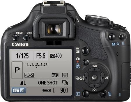 Canon 500D - зеркальная камера с функцией видеозаписи