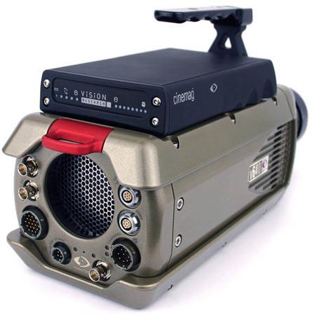 Рекорд чувствительности и скорости камеры Phantom v640