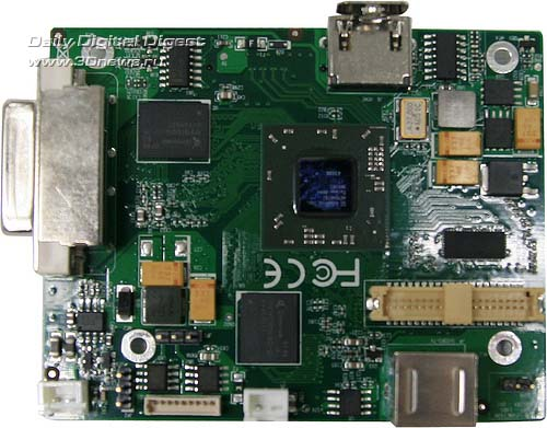 VIA P710-HD: HD-видео и DX10.1 для Pico-ITXe плат