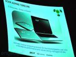 Acer: новая линейка тонких ноутбуков Aspire Timeline