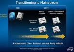 Intel готовит новую мобильную платформу Calpella